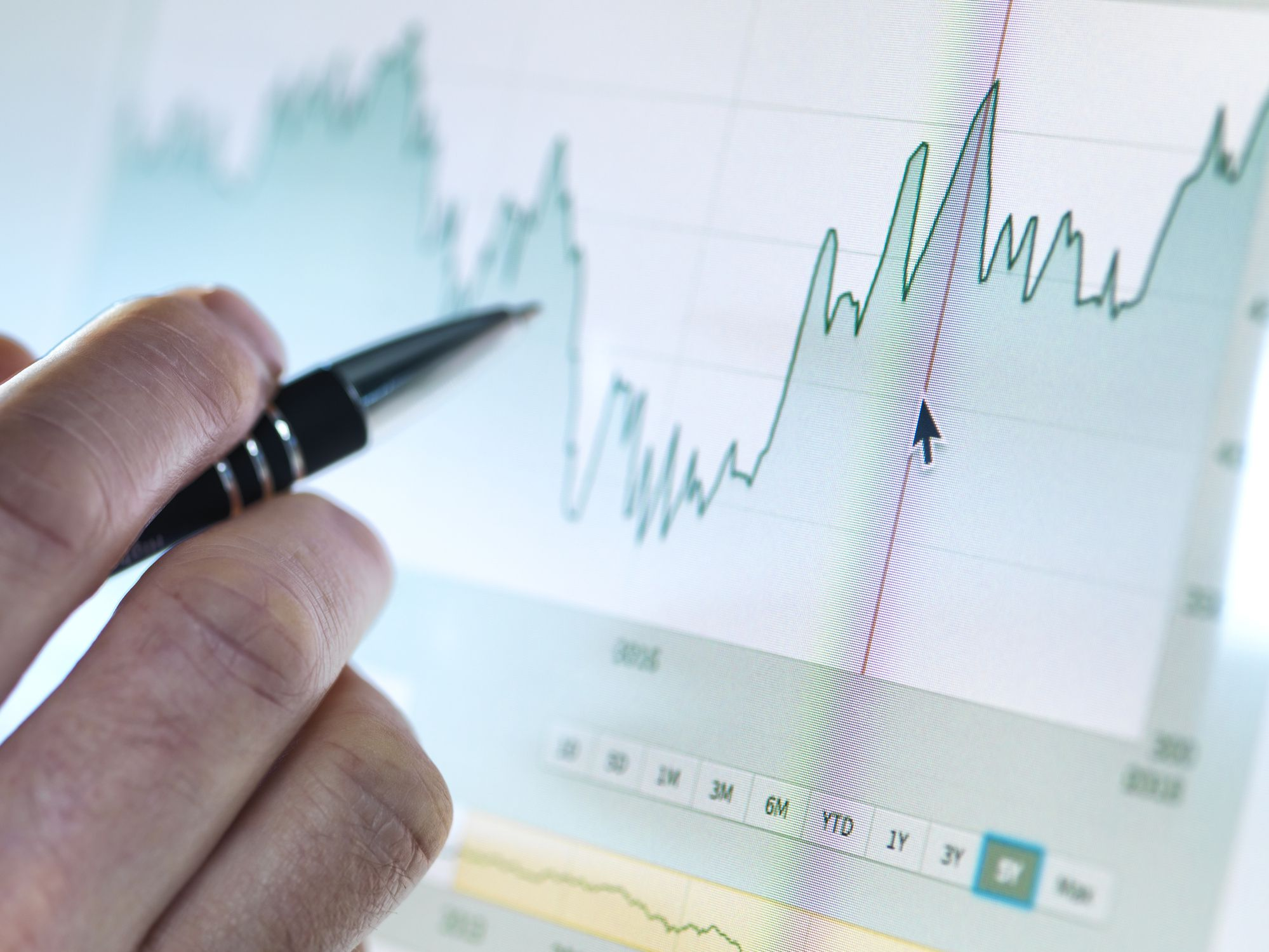 Five Financial Ratios for Stock Market Analysis
