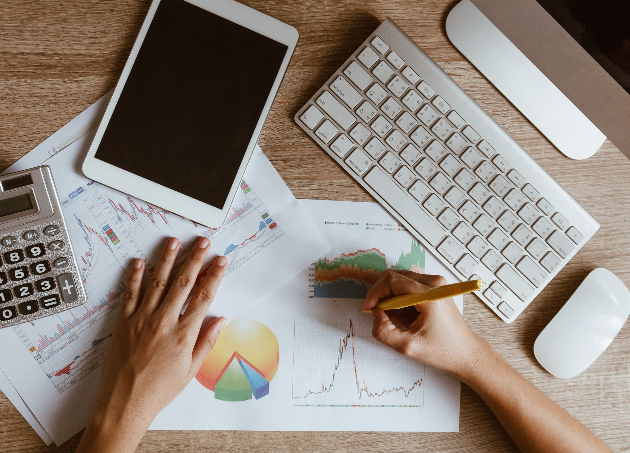 calculating the current ratio from a balance sheet