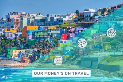 Pay for travel to Puerto Rico with credit card points