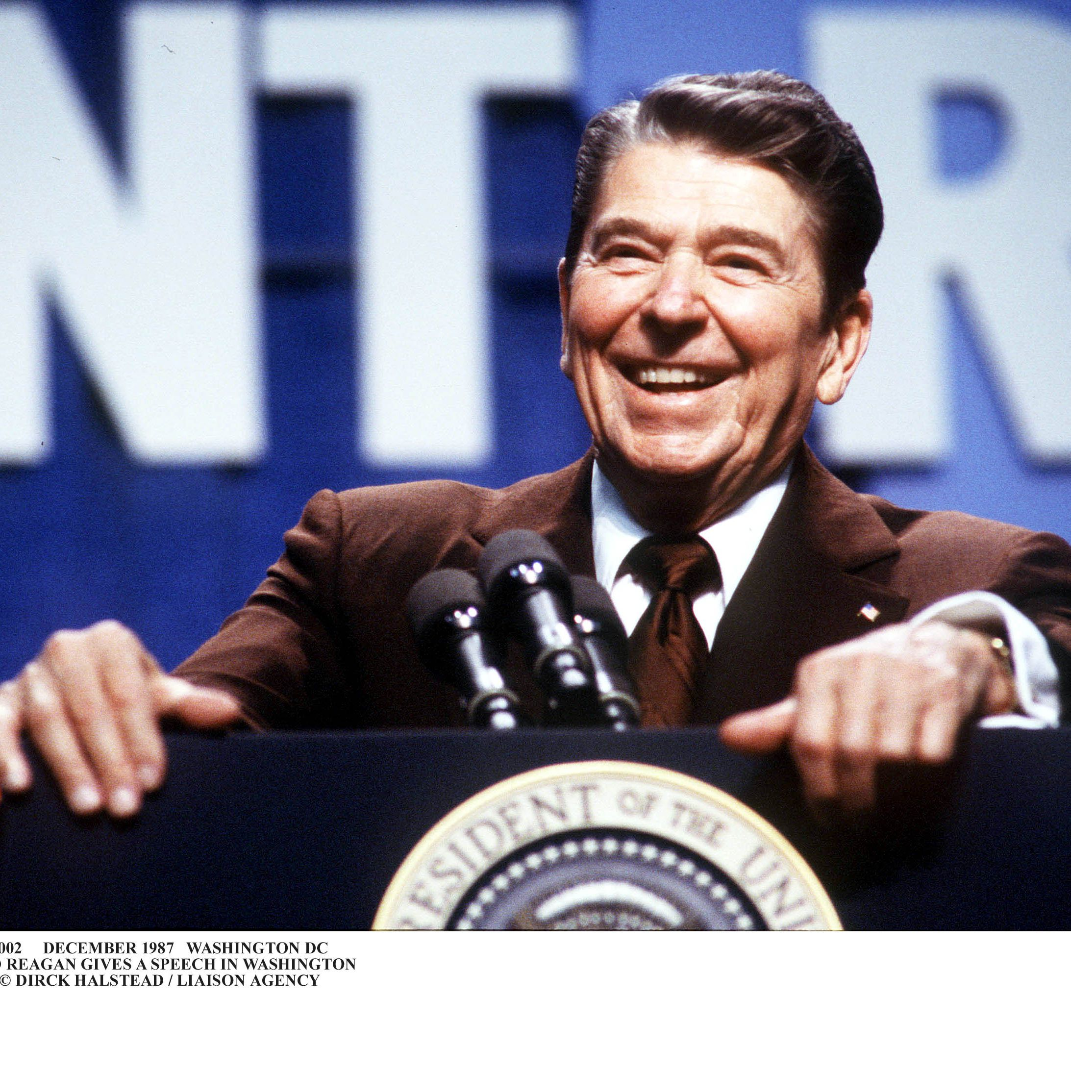 President Ronald Reagan's Economic Policies