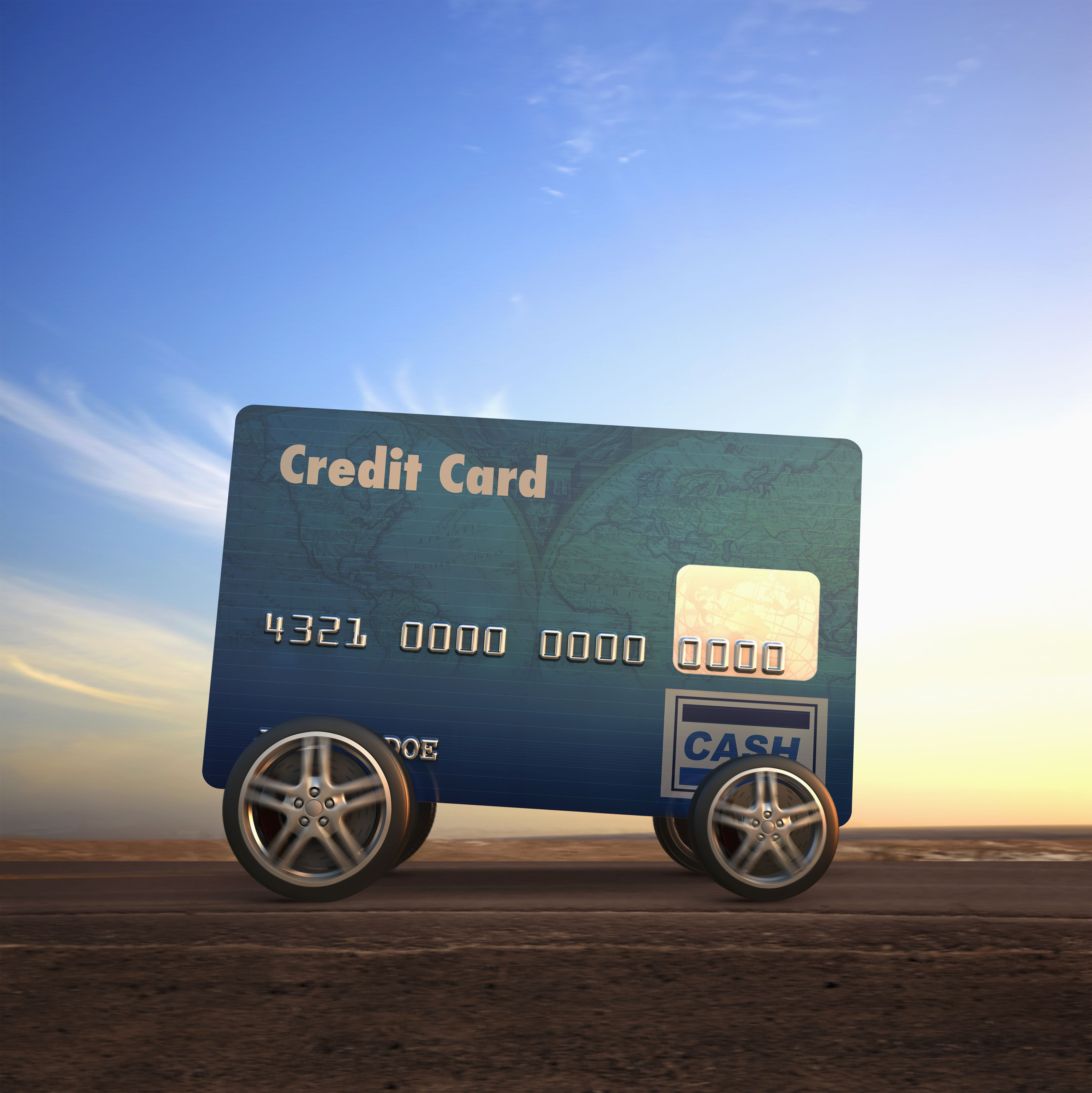 Advantage Car And Credit >> Buying A Car With A Credit Card