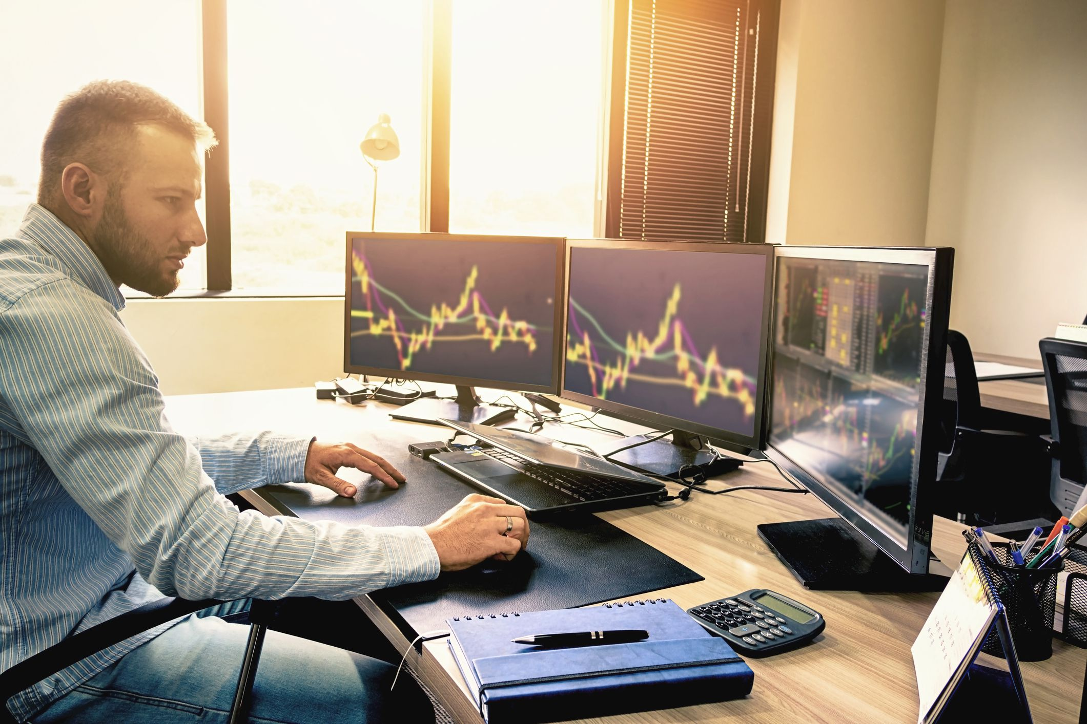 Remote options trading opportunities