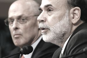 Bernanke and Paulson