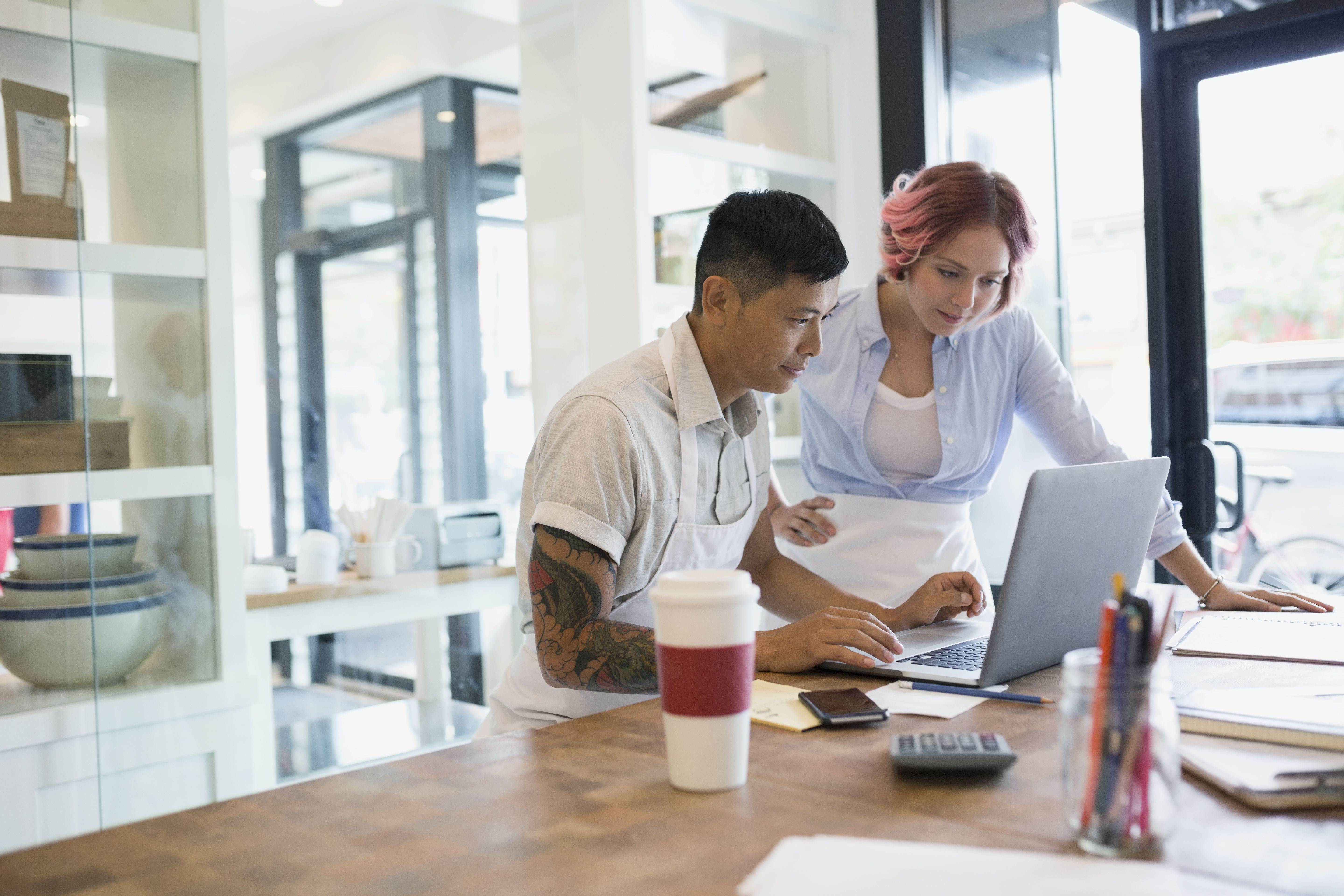 Two Types of Investments in a Small Business