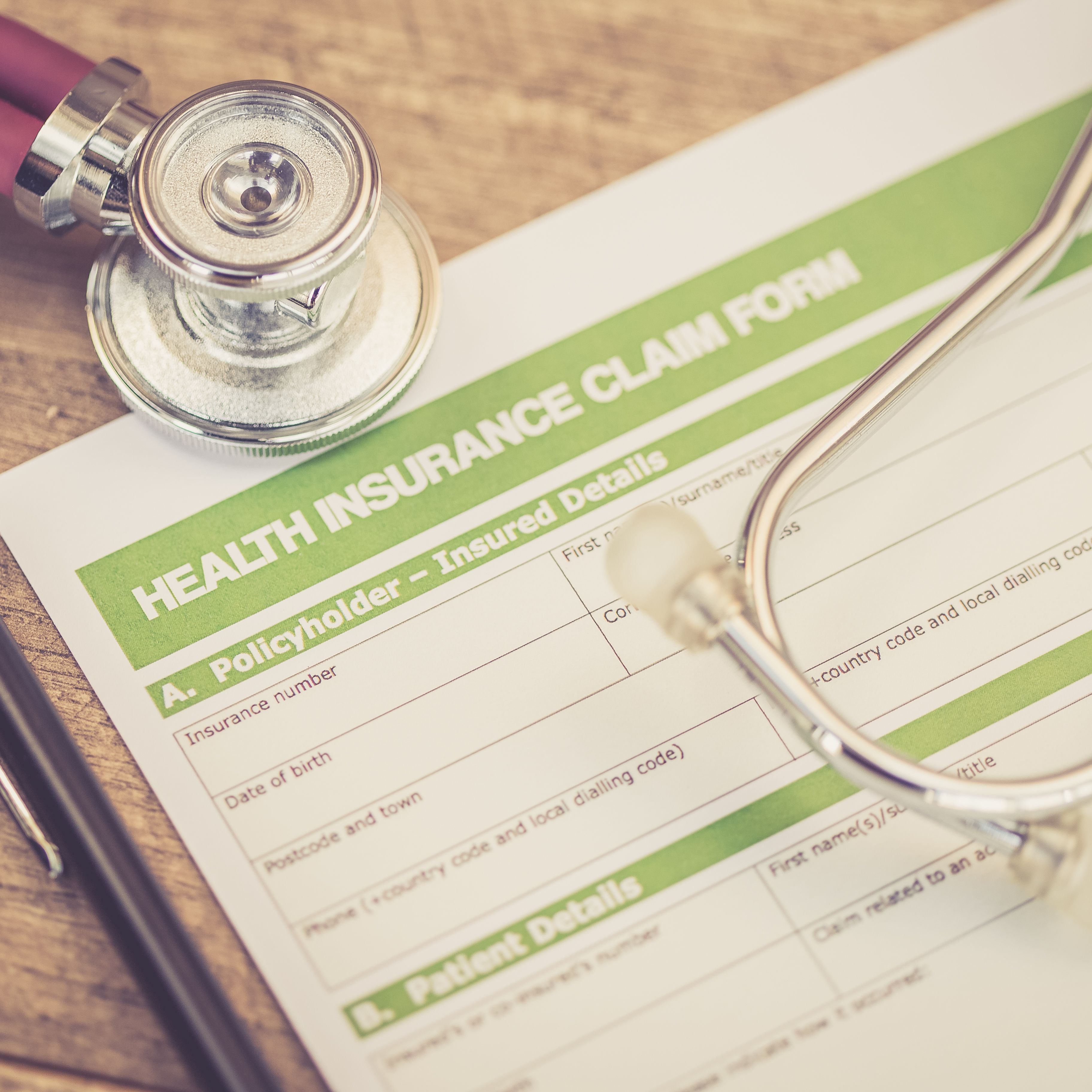4 Steps To Filing Your Health Insurance Claim