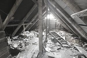 An overlooked attic inspection can present trouble down the road.