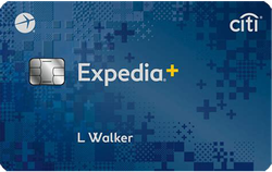 Expedia® Rewards Card from Citi