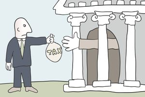 Corporate taxes