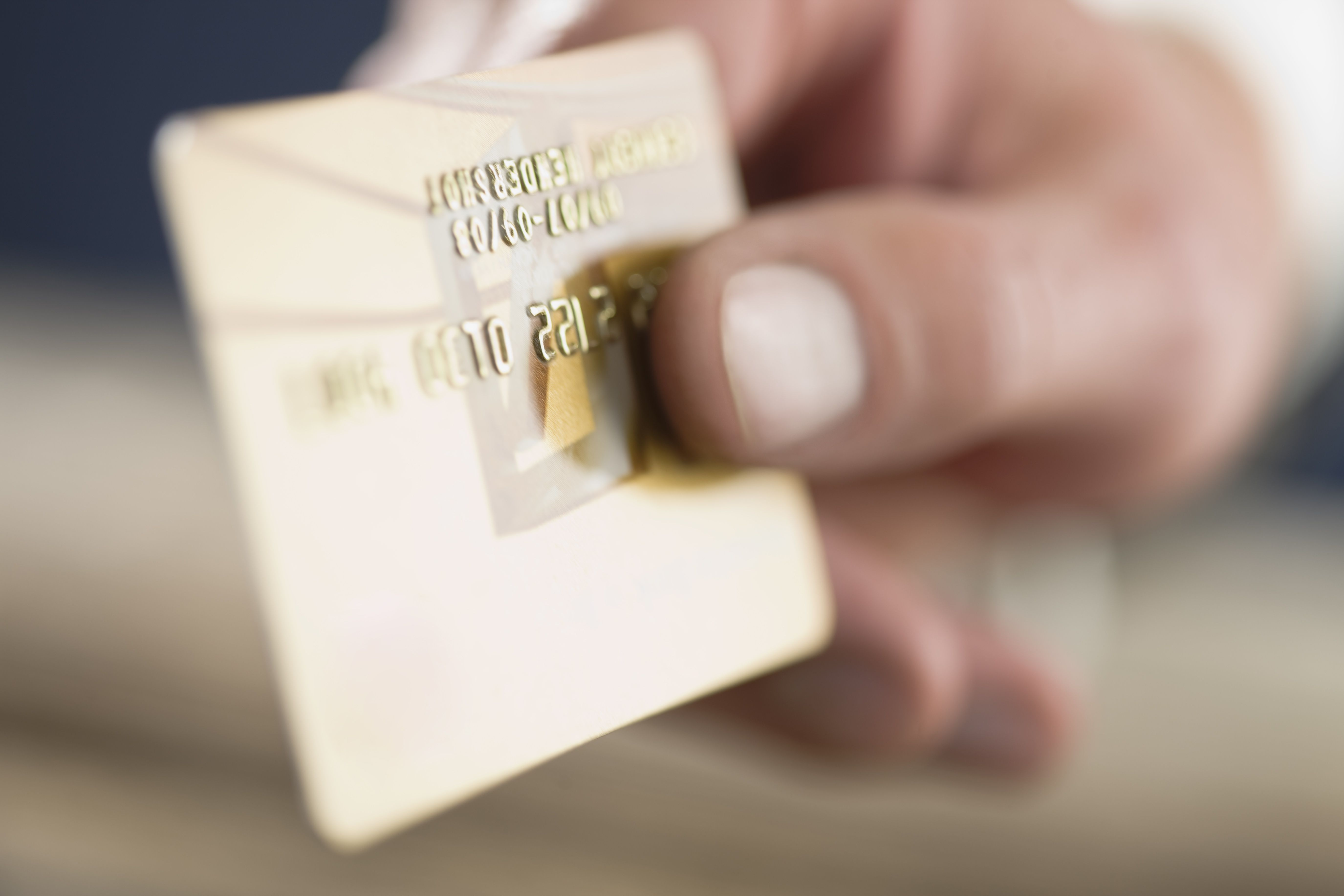 How To Use Credit The Right Way