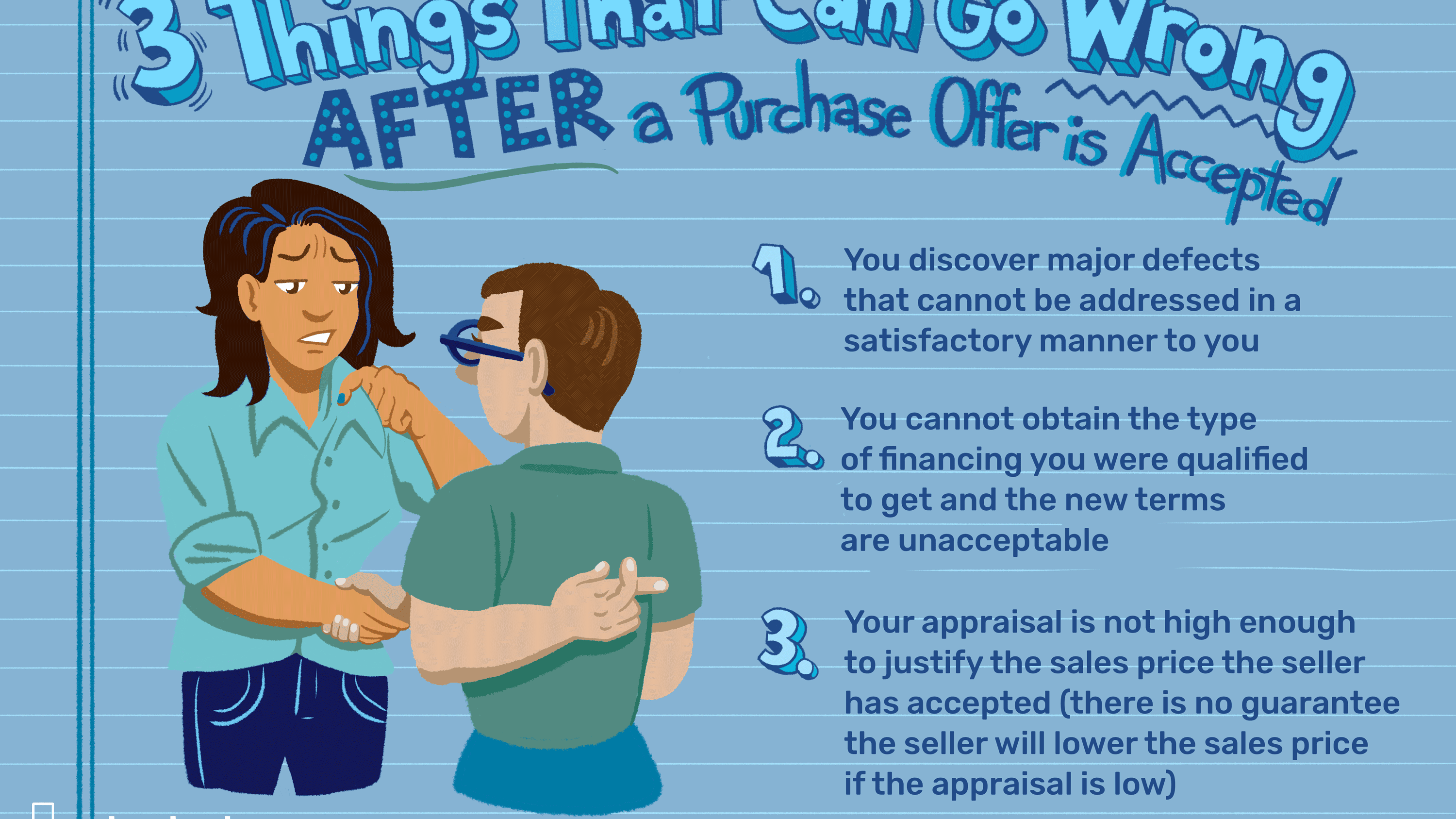 What Happens After A Home Buyer S Offer Is Accepted