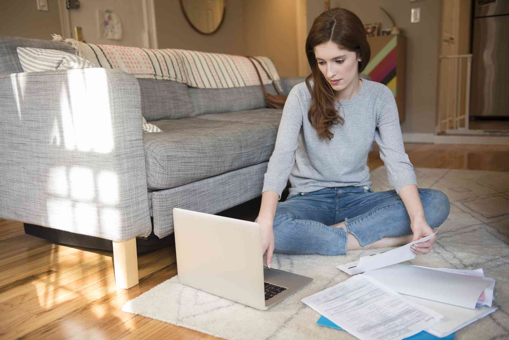 Paying the Decedent's Final Bills to the executor of the estate