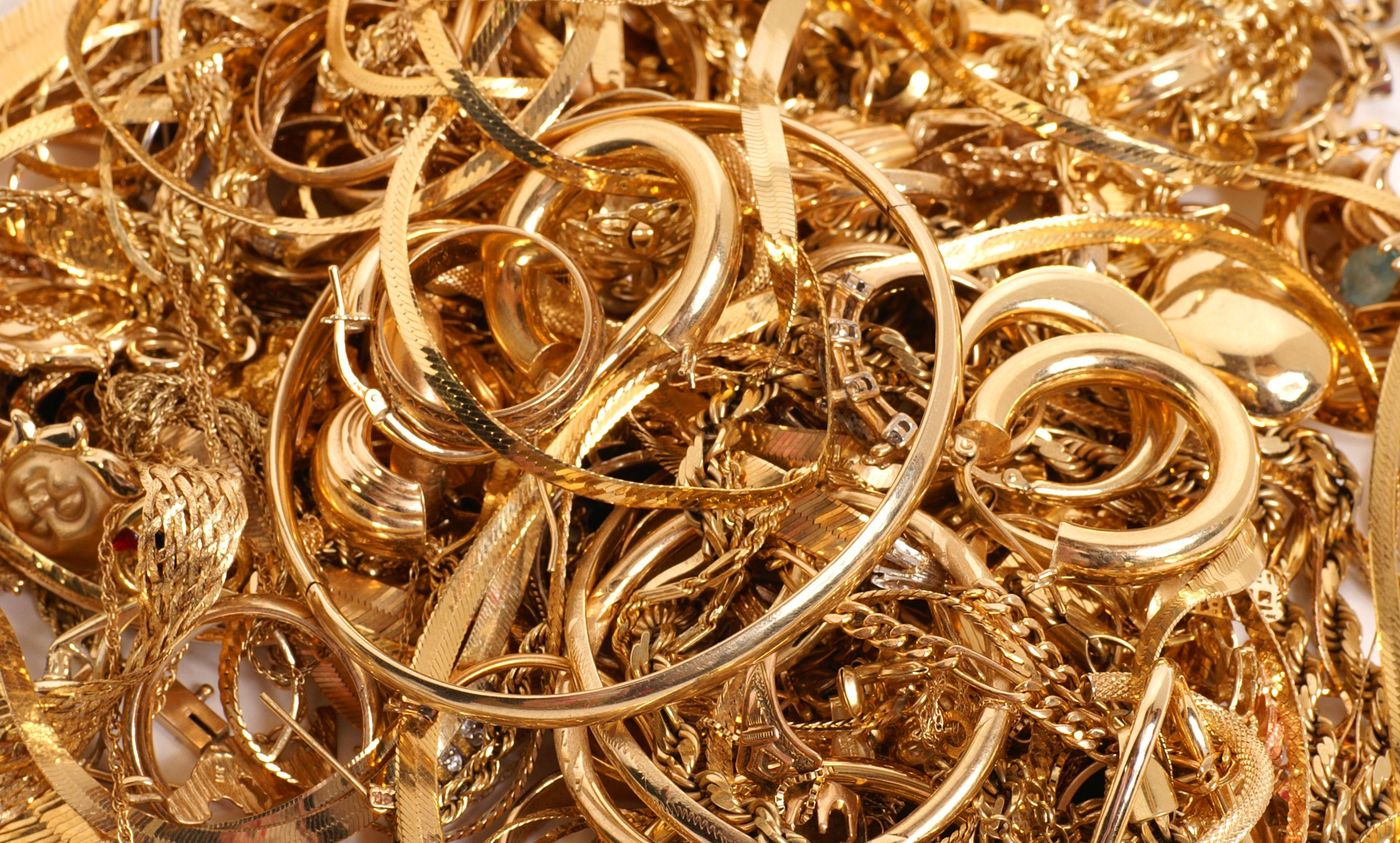 Value Of Your Gold Jewelry