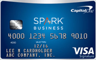 The 7 best credit cards for small business owners to apply for in 2018 best flat rate cash back capital one spark cash capital one spark miles for business reheart Choice Image