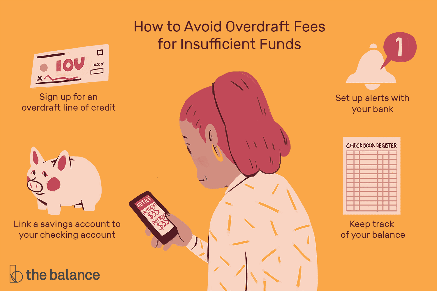 Whats The Purpose Of Balancing Or Monitoring Your Checking Account >> Avoid Overdraft Fees Due To Insufficient Funds