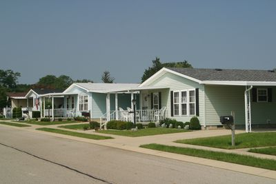 Manufactured Homes and the Mobile Home Data Plate on