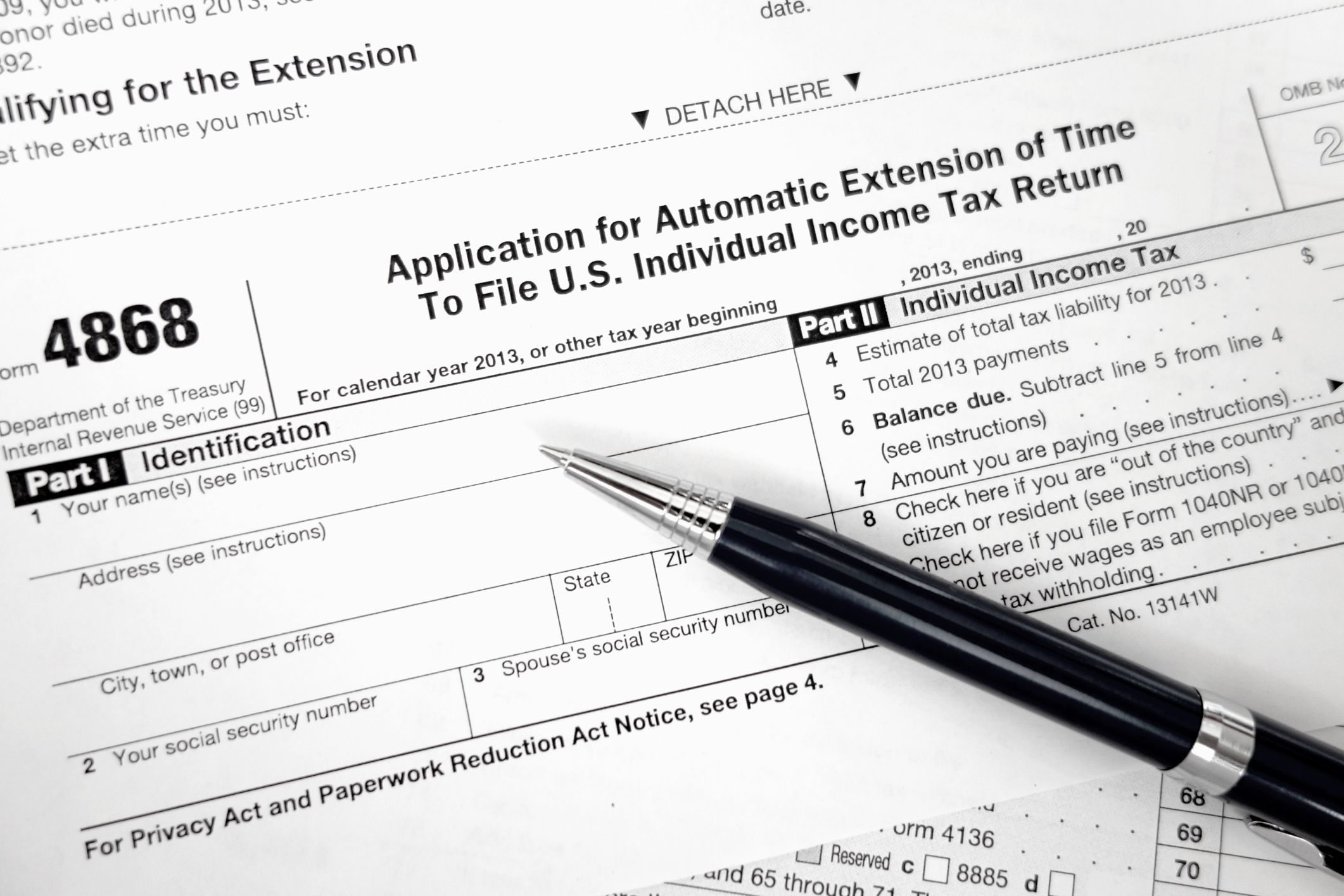 Why Would The Irs Send A Certified Letter.How To File An Extension For A Federal Tax Return