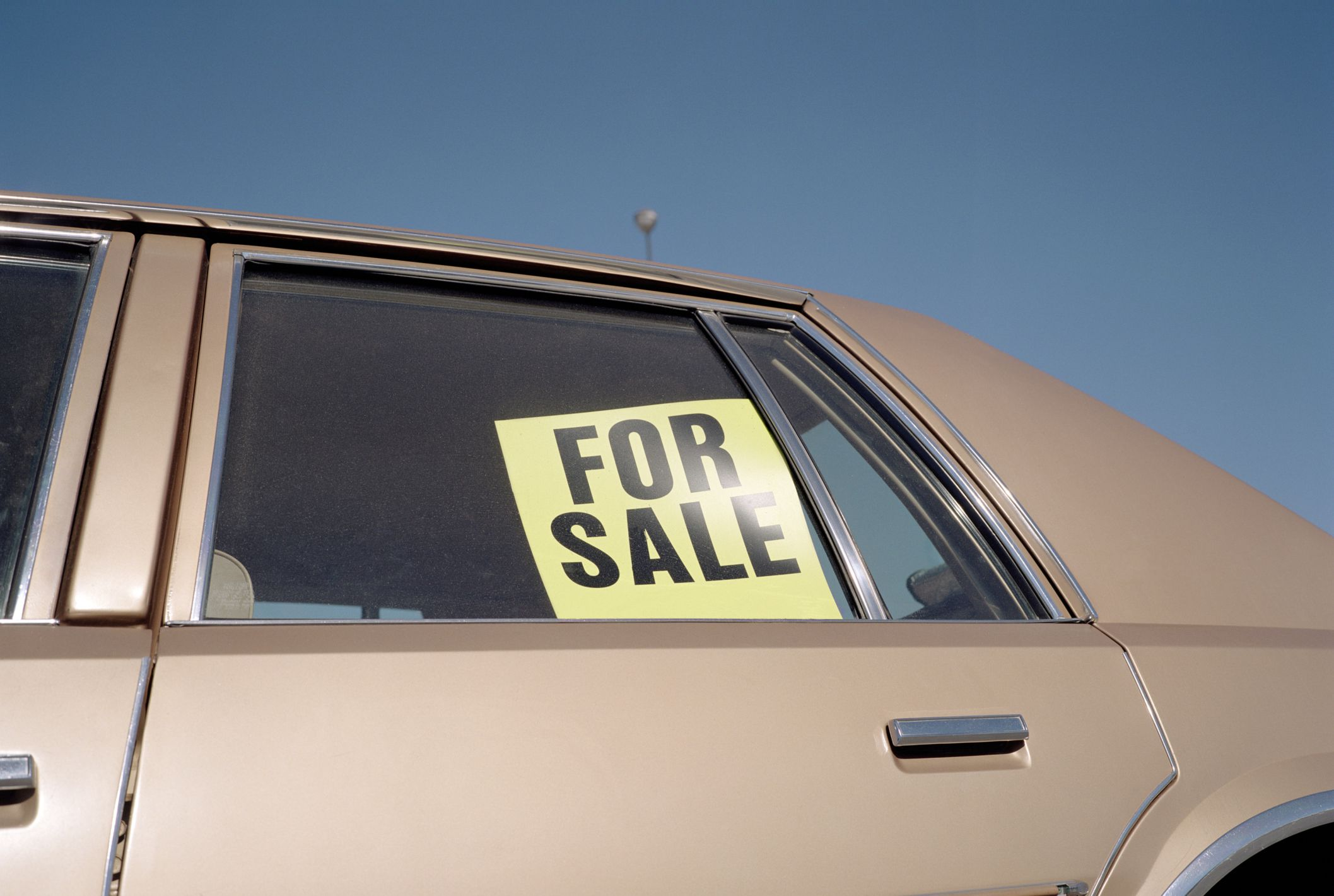 Skip the 'For Sale' Sign; Donating Your Car Might be a Better Deal