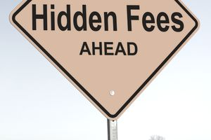 Hidden Fees Ahead
