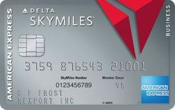 Platinum Delta SkyMiles® Business Credit Card