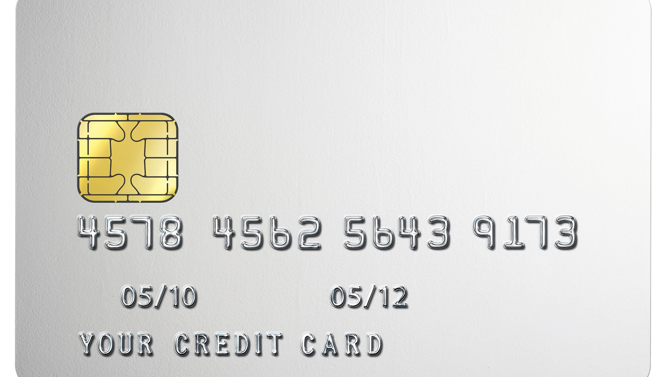 What Do The Numbers On Your Credit Card Mean