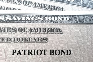 united states Patriot Bonds as investment