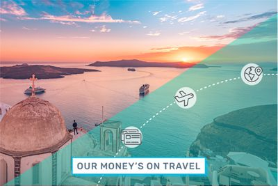 our money's on travel