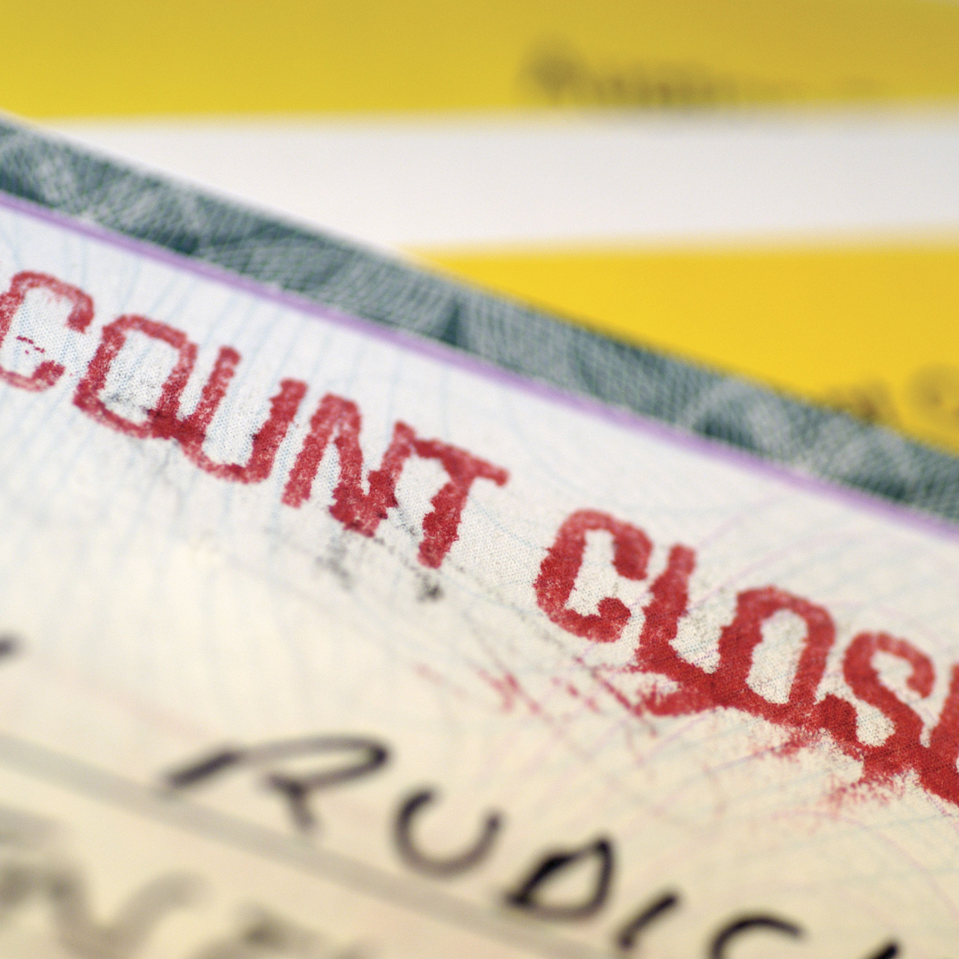 What to Do About Returned Checks
