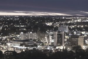 Rapid City, South Dakota, City View