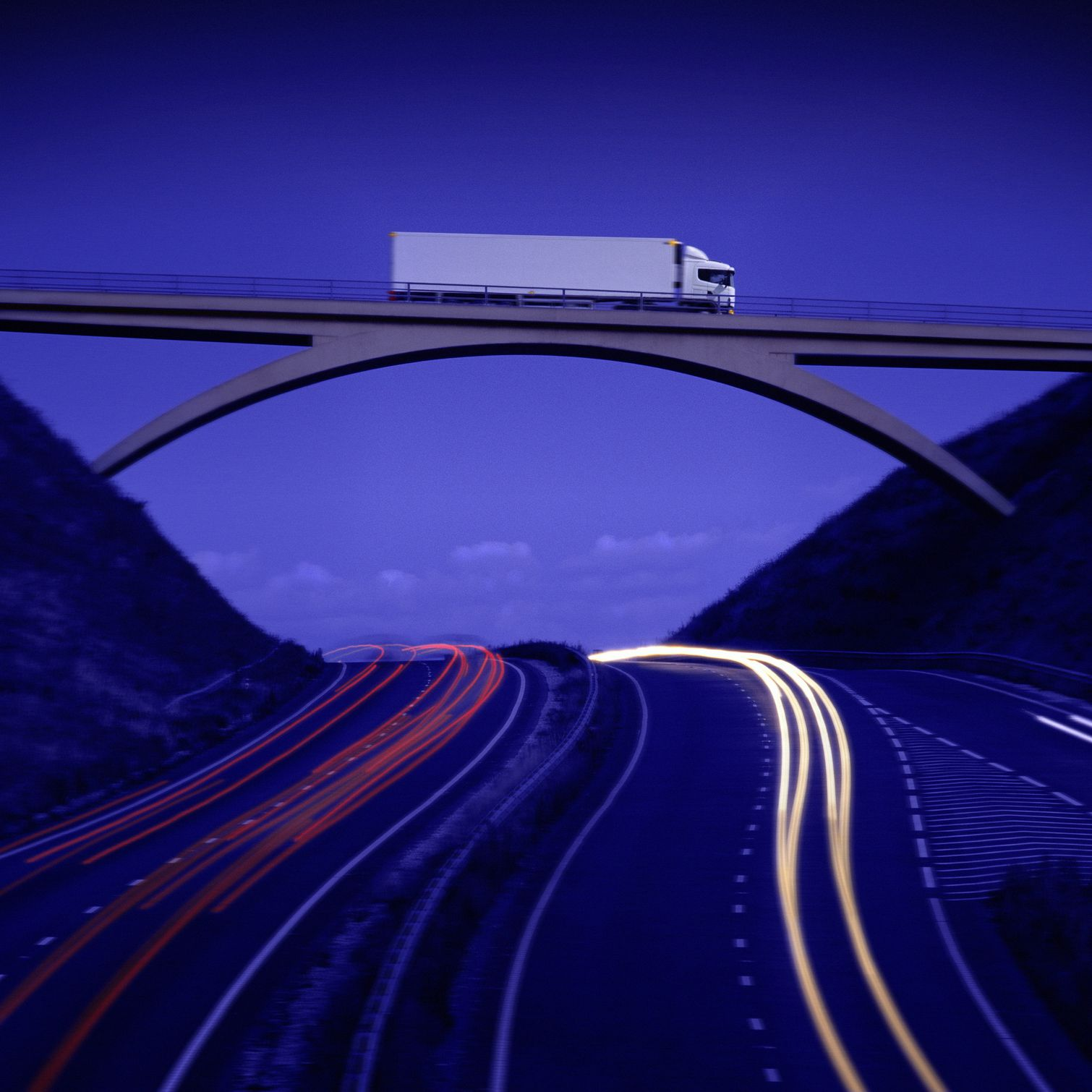 Speed Limits for Commercial Vehicles By State