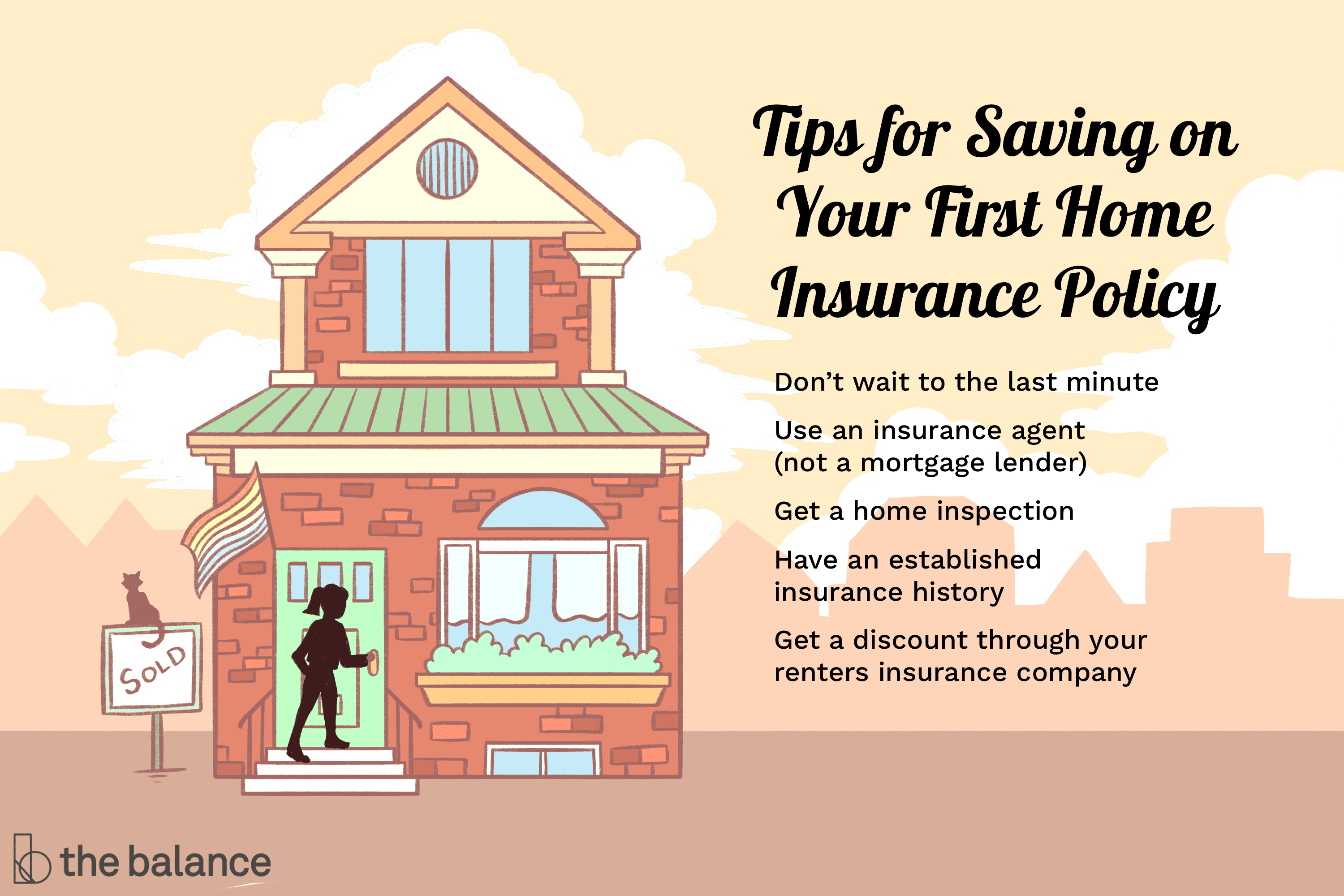 Homeowners Insurance Company >> Money Saving Insurance Tips For First Time Home Buyer