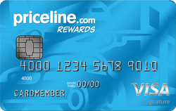Priceline Rewards™ Visa® Card