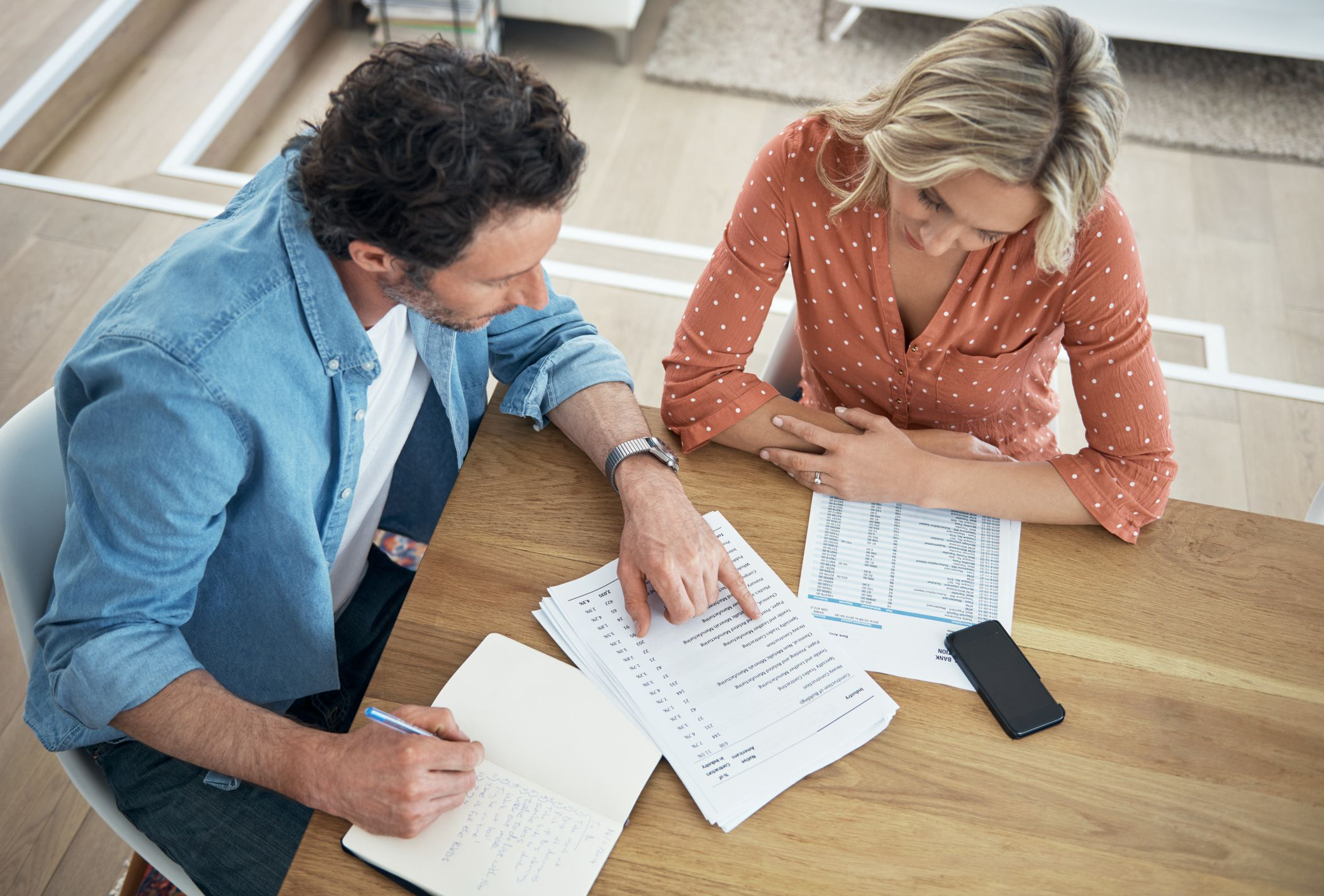 Are Multiple Bank Accounts for You and Your Spouse a Good Idea?