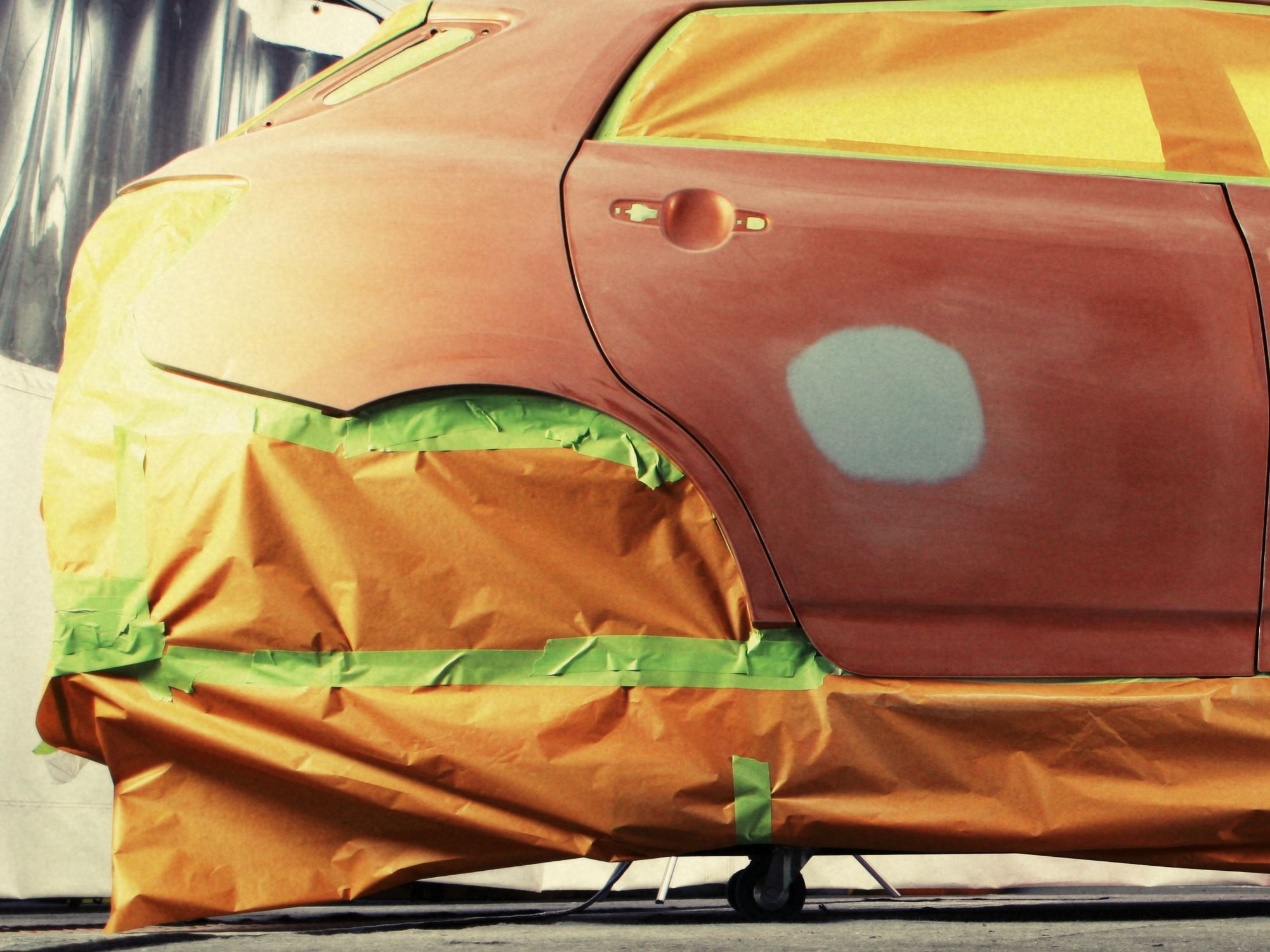 Cost To Repaint A Car >> The Cost Of A Professional Car Paint Job Vs Diy