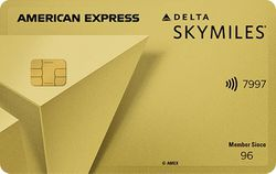 Delta SkyMiles® Gold Card