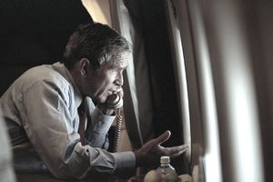 President Bush Dealing With the 2001 Recession.