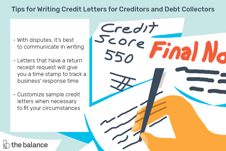 How To Find Out Who Sent A Certified Letter.Sample Credit Letters For Creditors And Debt Collectors
