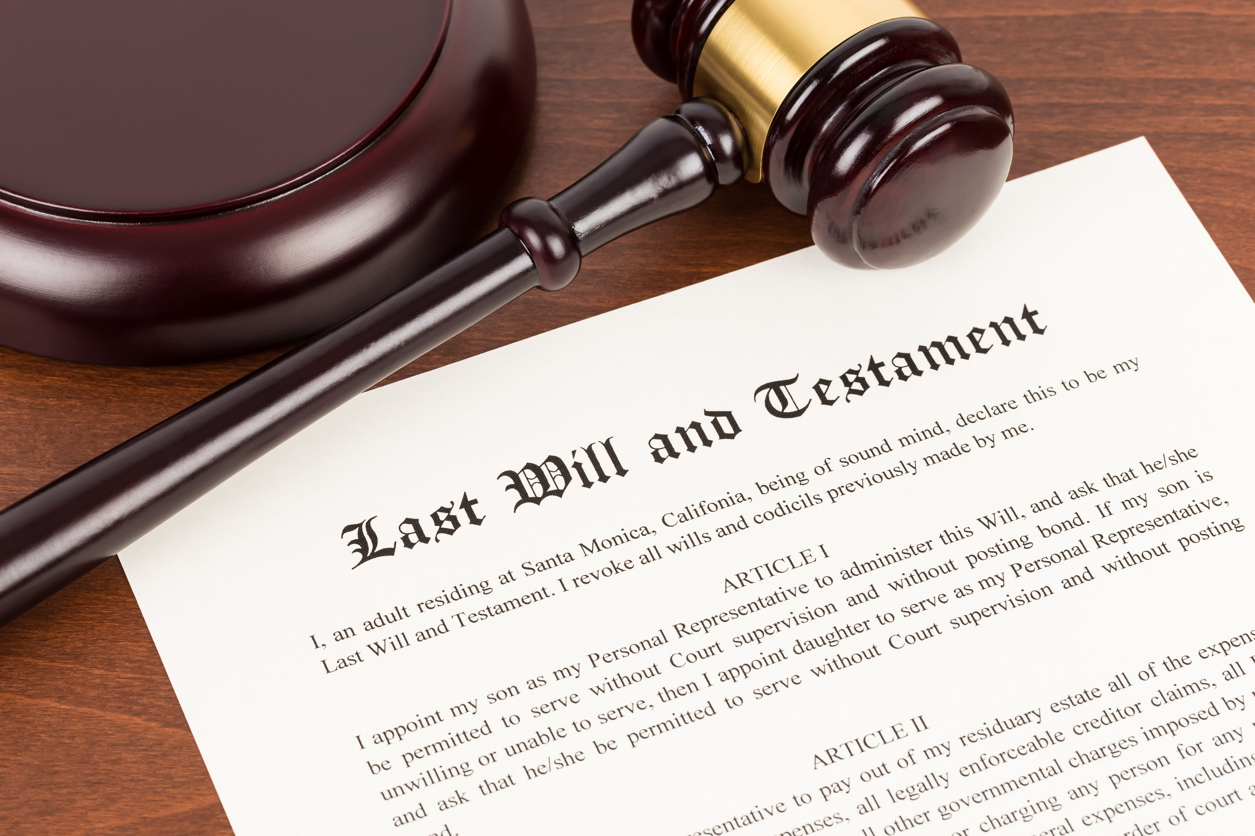 Reasons to Hire an Estate Planning Attorney