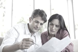 Couple reading how to get rid of an annuity