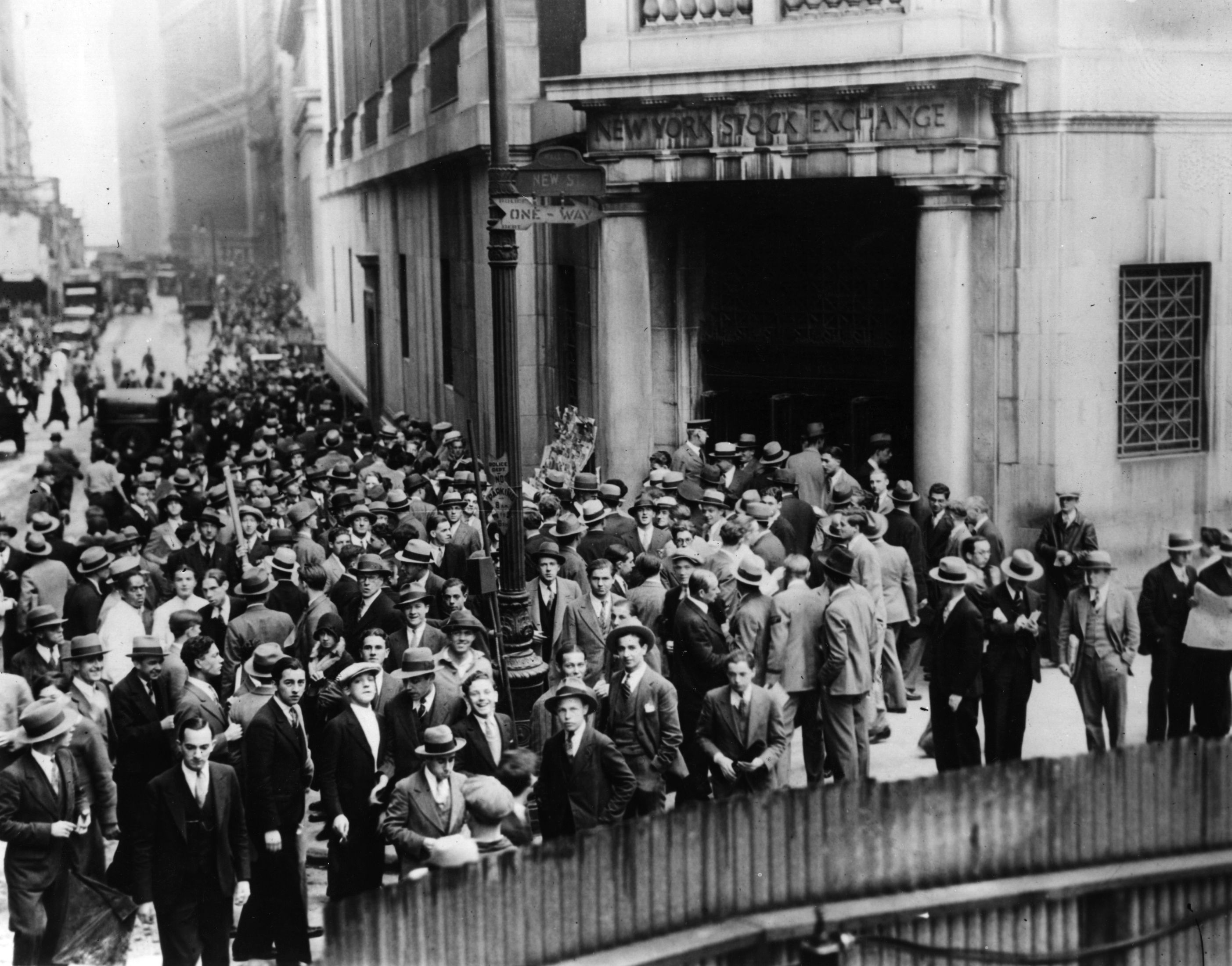 Great Depression Timeline: 1929-1941