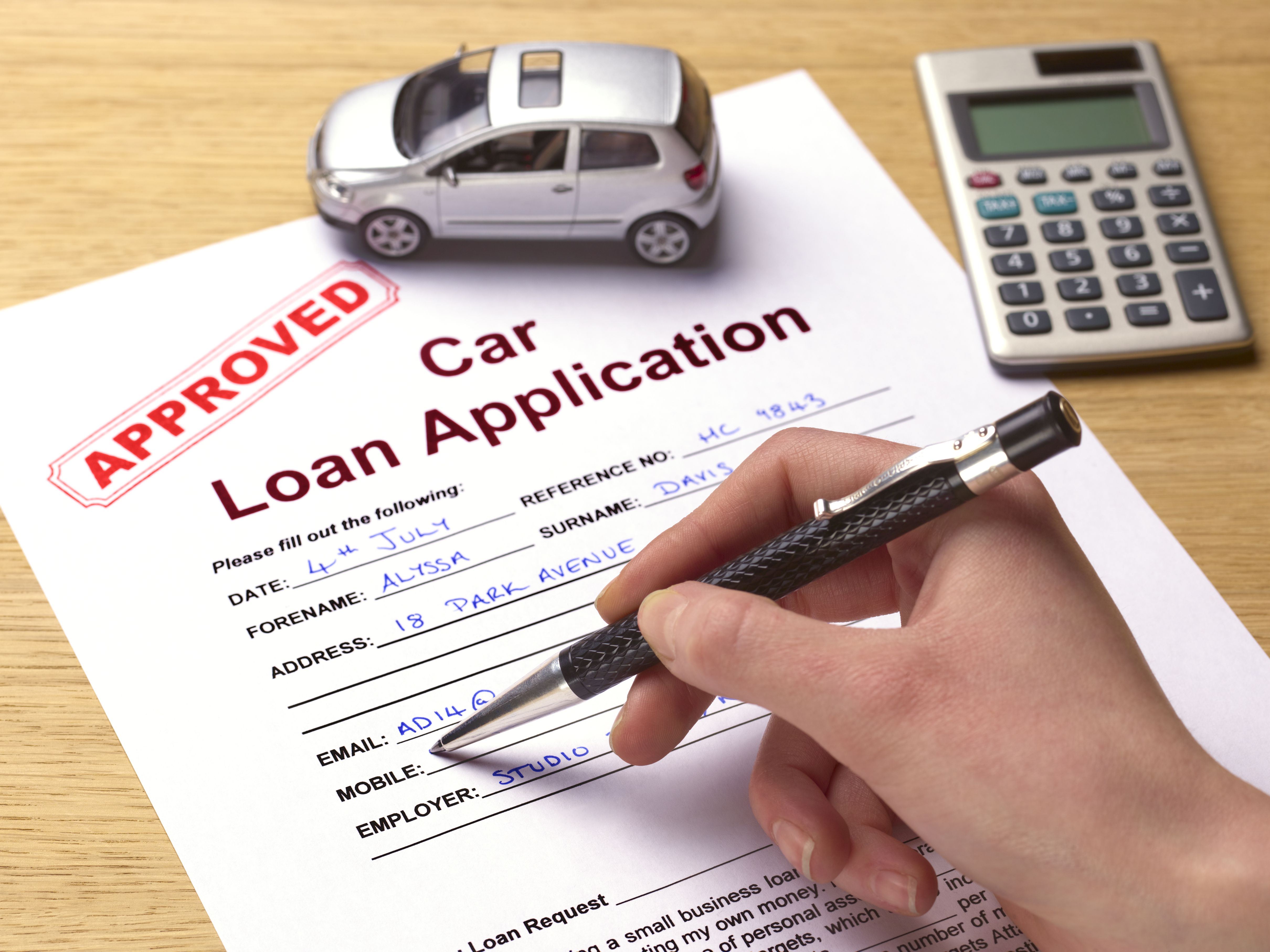 My Auto Loan >> How Pre Approved Auto Loans Make Life Easier