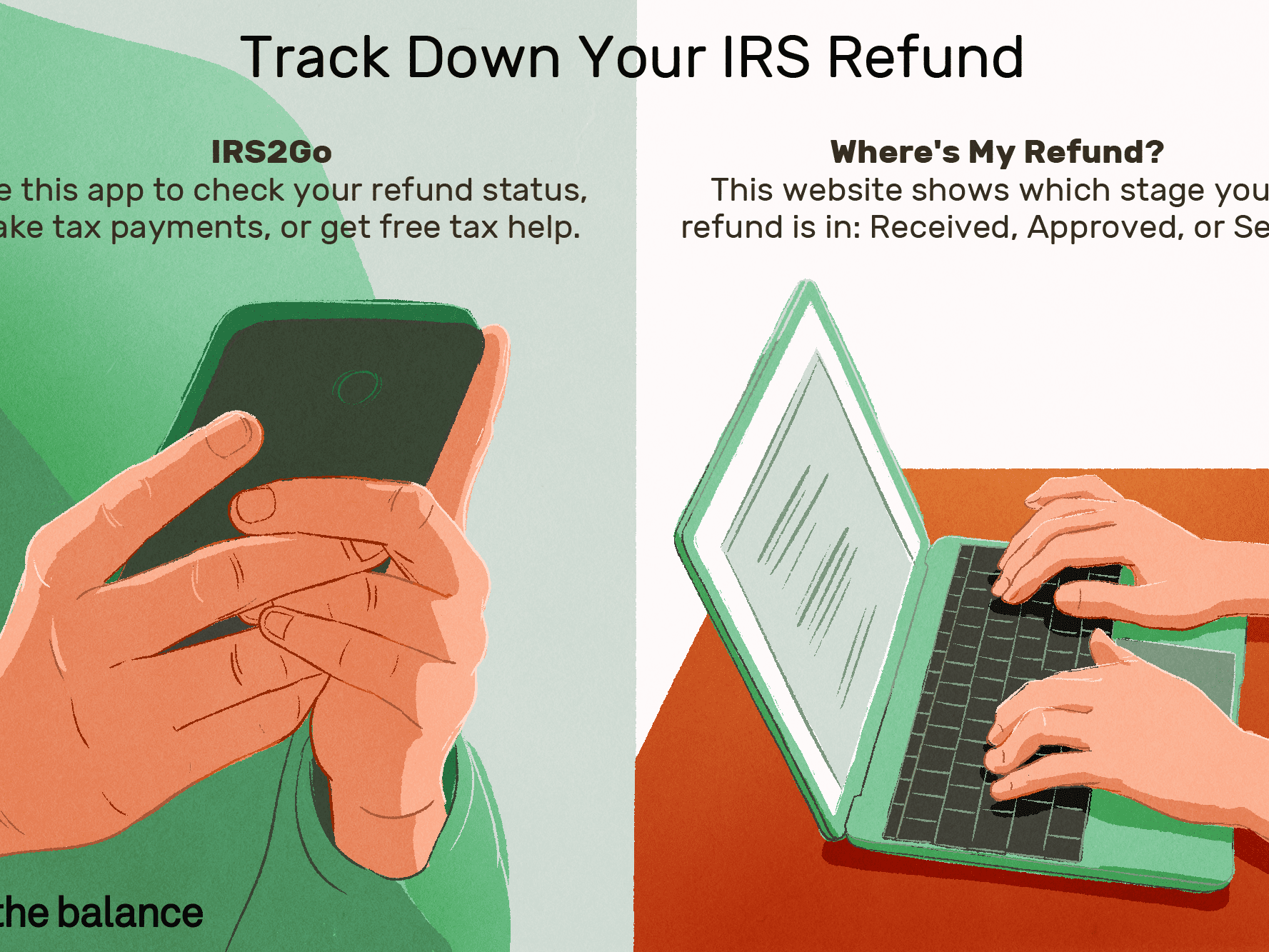 Trace Your Tax Refund Status Online With IRS.gov