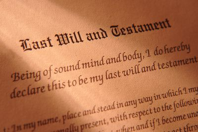 Do it yourself wills should you write your own will a last will and testament document solutioingenieria Gallery
