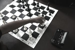 Youth Chess Event Held On Capitol Hill