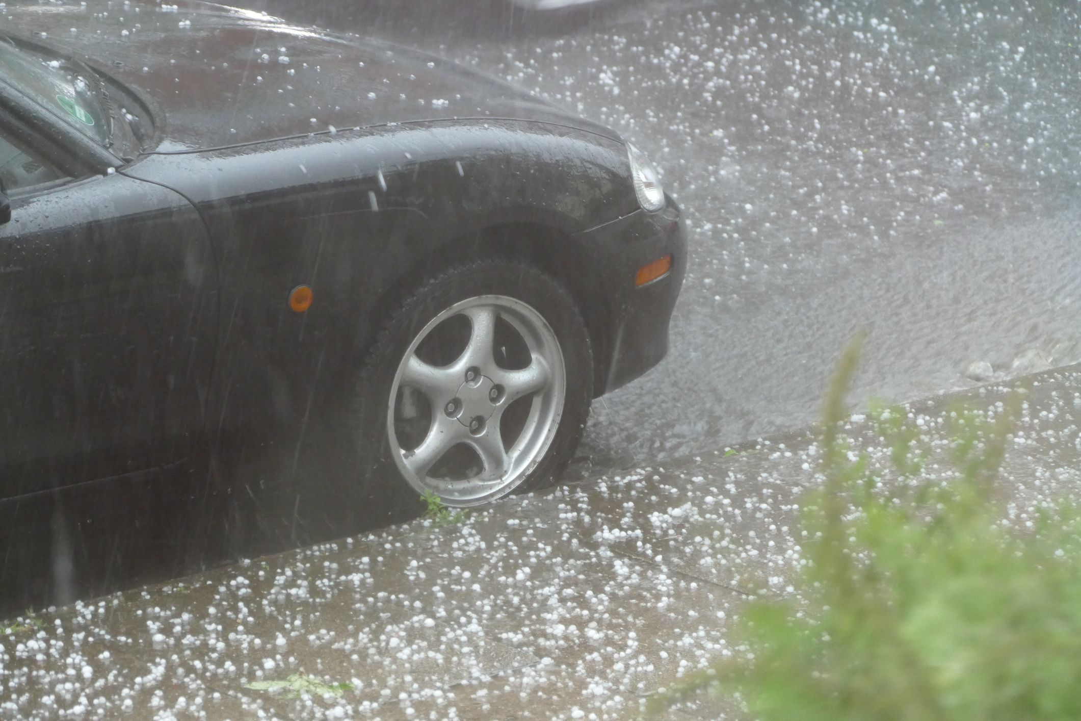 Buying A Car With Hail Damage >> Is Hail Damage To My Car Covered By Insurance