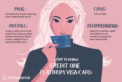 Credit One Bank Visa Platinum Card Review: Better Options Available?