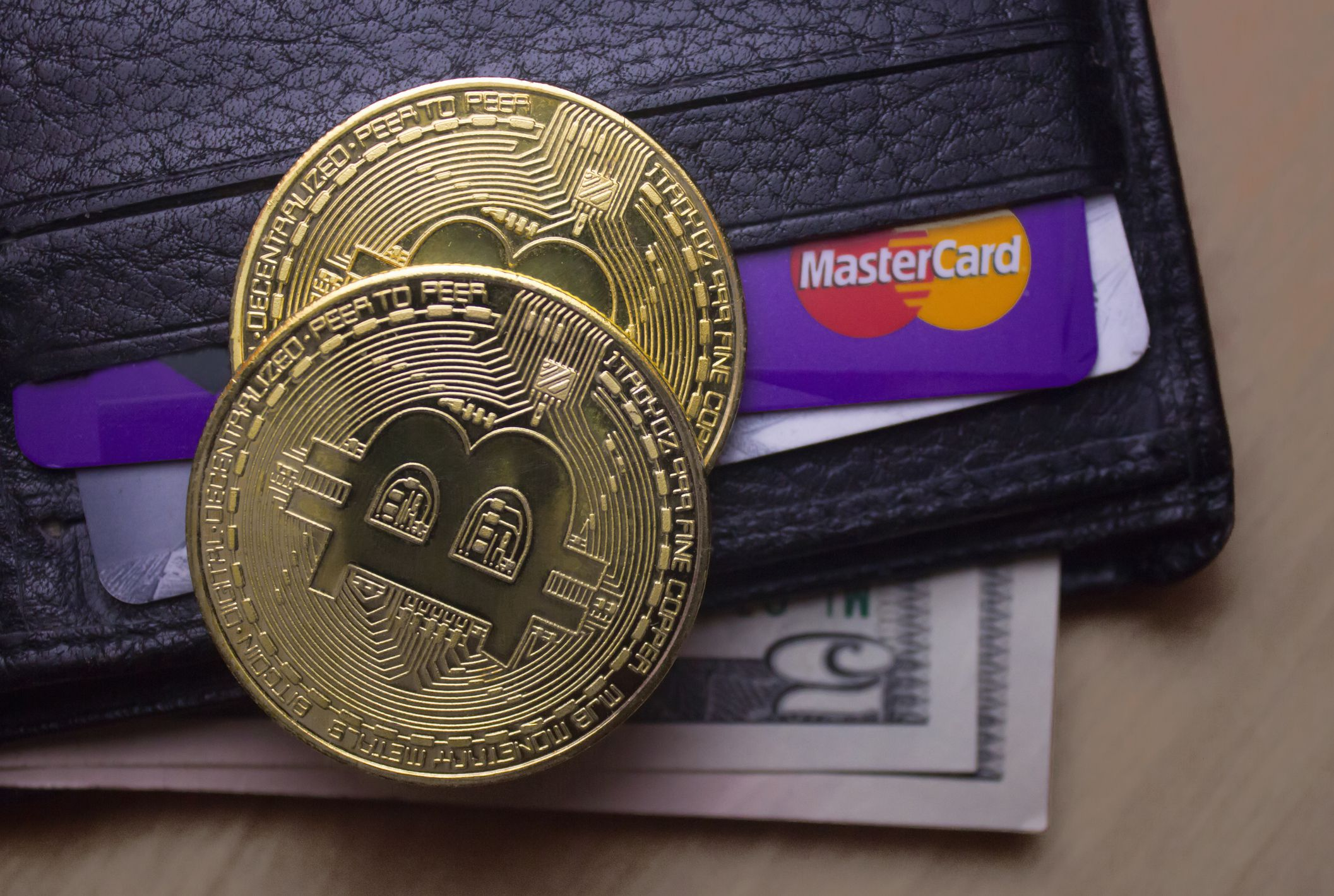 cryptocurrency wallet credit cards
