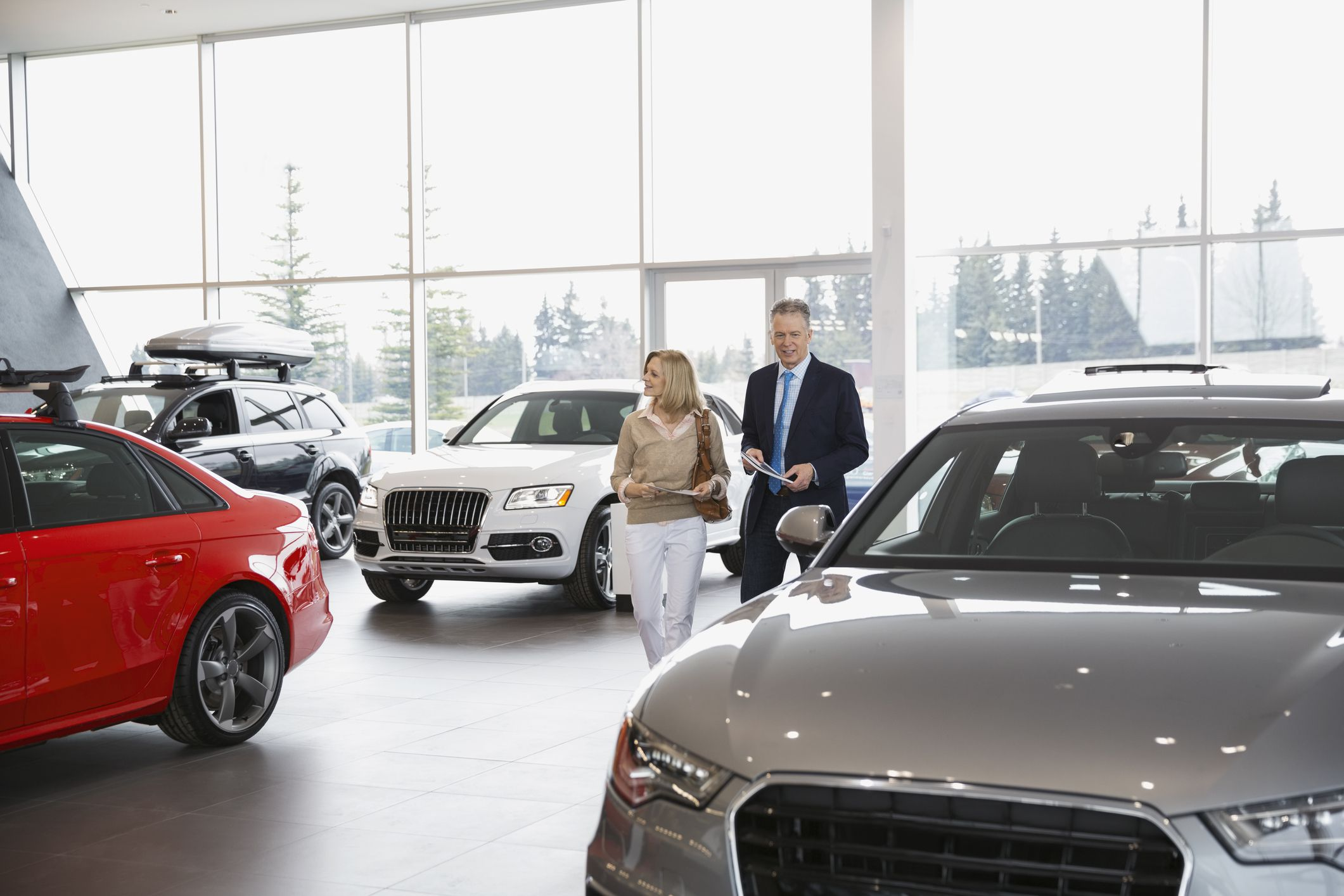 How to Get the Best Car Interest Rates