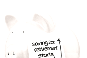 Saving for retirement with an IRA
