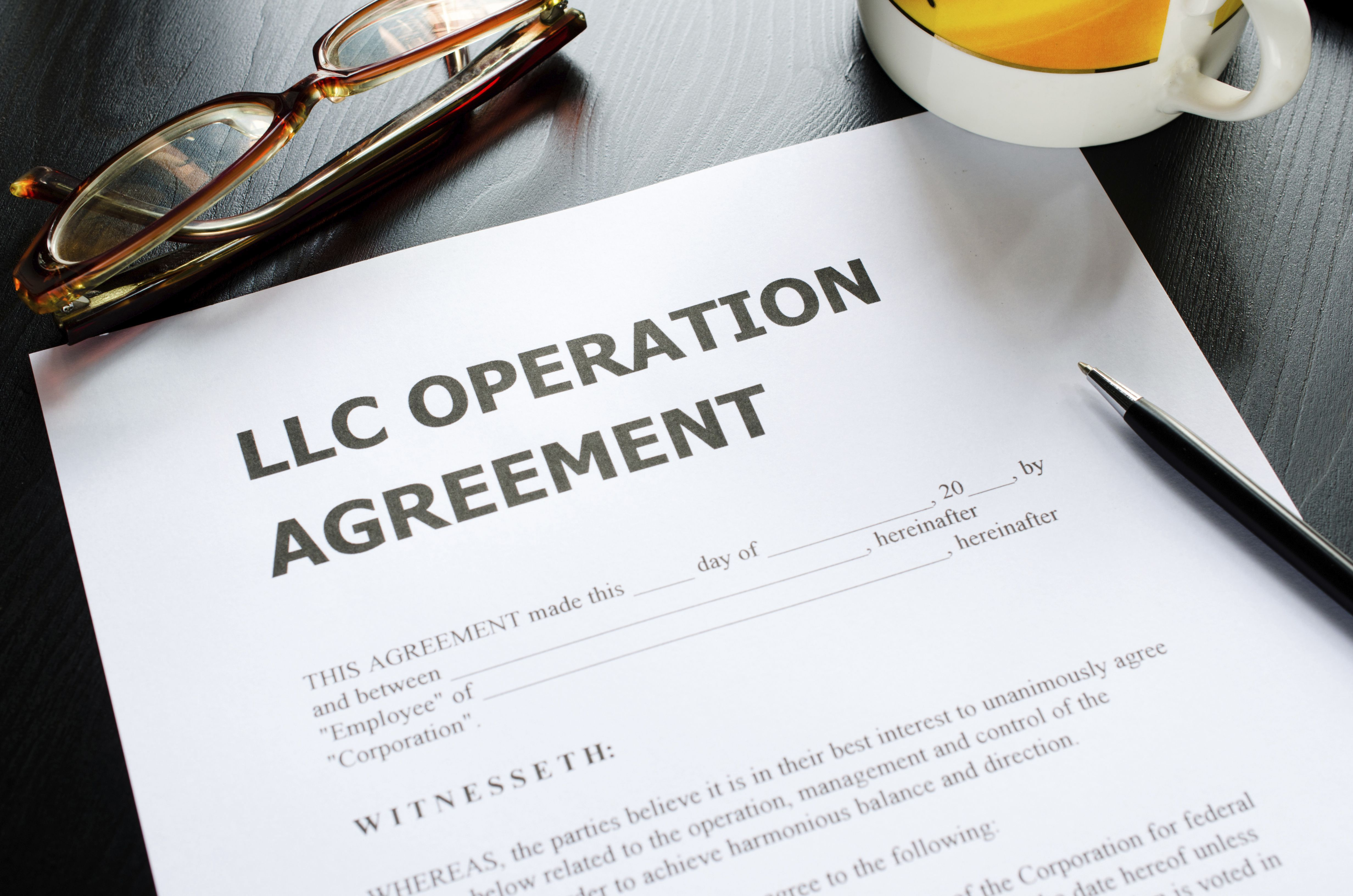 Using LLCs and Limited Liability Companies to hold your real estate investments