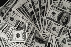 Pile of Cash Dividends for Income Investors